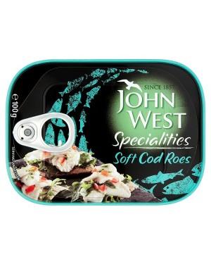 M3 Distribution Bulk Irish Wholesale Food John West Soft Cod Roes 100g