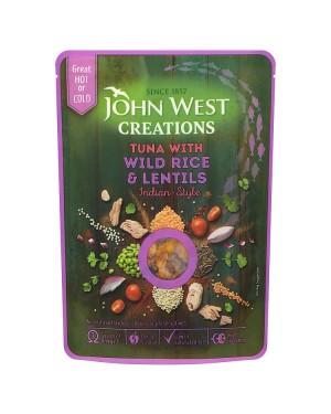 M3 Distribution Bulk Irish Wholesale Food John West Creations - Tuna with Wild Rice & Lentils
