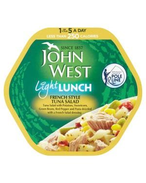 M3 Distribution Bulk Irish Wholesale Food John West Light Lunch - French Style Tuna Salad