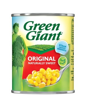 M3 Distribution Services Bulk Food Ireland Green Giant Original Sweetcorn 198g