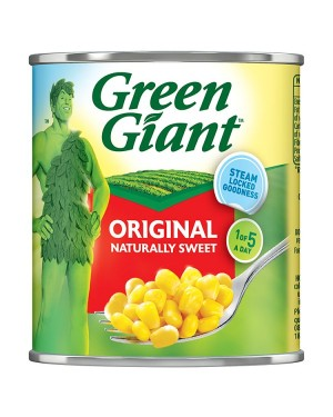 M3 Distribution Services Bulk Food Ireland Green Giant Original Sweetcorn 340g