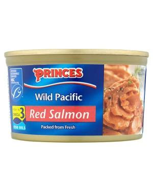 M3 Distribution Bulk Irish Wholesale Food Princes Red Salmon 213g