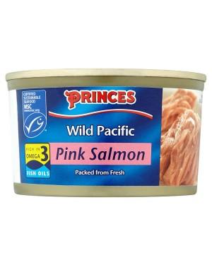 M3 Distribution Bulk Irish Wholesale Food Princes Pink Salmon 213g