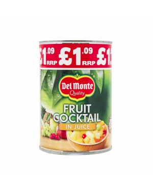 M3 Distribution Services Irish Food Wholesale Del Monte Fruit Cocktail in Juice PMÃÆÃÆ