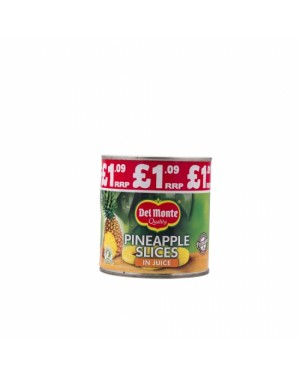 M3 Distribution Services Irish Food Wholesale Del Monte Pineapple Slices in Juice PMÃÆÃ
