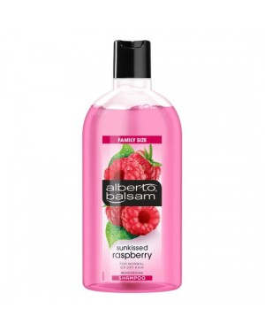 Alberto Balsam Raspberry Shampoo 750ml