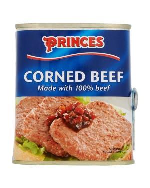 M3 Distribution Services Bulk Food Wholesale Princes Corned Beef 340g