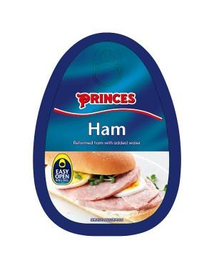 M3 Distribution Services Bulk Food Wholesale Princes Pear Shaped Ham 454g