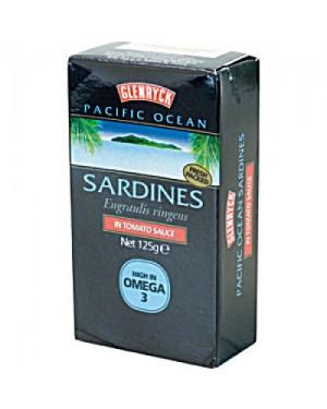 M3 Distribution Services Irish Food Wholesale Glenryck Sardines In Tomato Sauce 120g