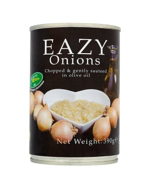 M3 Distribution Services Bulk Food Ireland Eazy Onions 390g