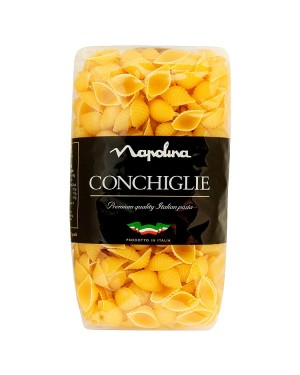 M3 Distribution Services Wholesale Food Napolina Conchiglie (Shells) 500g