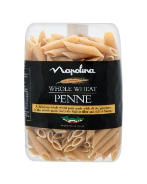 M3 Distribution Services Wholesale Food Napolina Whole Wheat Penne (Tubes) 500g