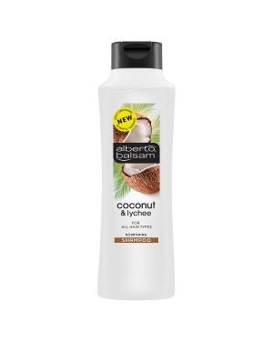 Alberto Balsam Coconut & Lychee Shampoo