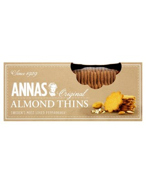M3 Distribution Services Irish Food Wholesaler Annas Original Almond Thins