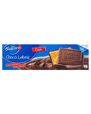 M3 Distribution Services Irish Food Wholesaler Bahlsen Choco Leibniz Dark 125g