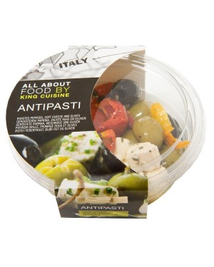 Kings Cuisine All About Antipasti Selection 120g