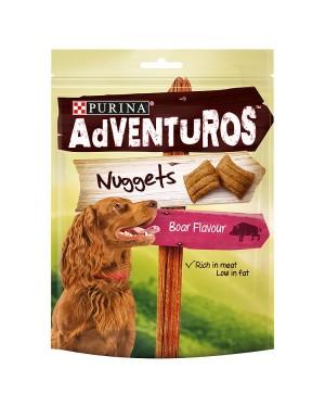 M3 Distribution Services Wholesale Irish Food Adventuros Nuggets Boar Flavour (90g)
