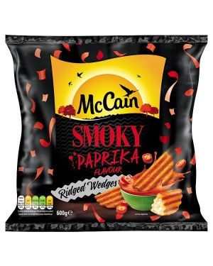M3 Distribution McCain Smoky Paprika Wedges 600g
