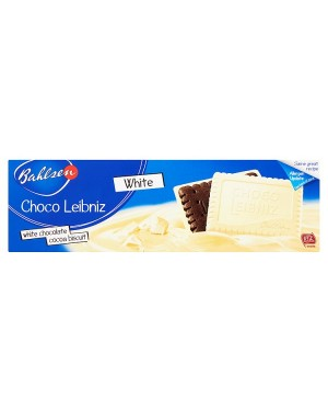 M3 Distribution Services Irish Food Wholesaler Bahlsen Choco Leibniz White 125g
