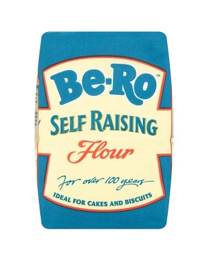M3 Distribution Services Bulk Irish Wholesale Bero Self Raising Flour 500g