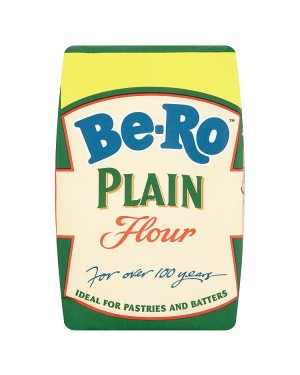 M3 Distribution Services Bulk Irish Wholesale Bero Plain Flour 1.25Kg PMÃ'ÂÃÆâ€