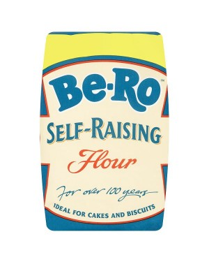 M3 Distribution Services Bulk Irish Wholesale Bero Self Raising Flour 1.25Kg PMÃ'ÂÃ