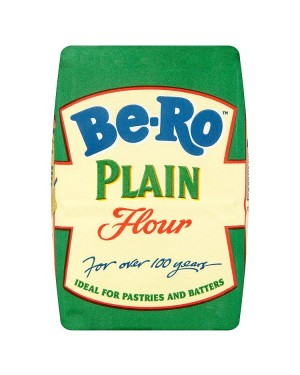 M3 Distribution Services Bulk Irish Wholesale Bero Plain Flour 500g