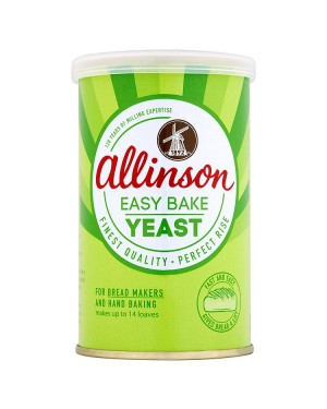 M3 Distribution Services Bulk Irish Wholesale Allinson Easy Bake Yeast 100g