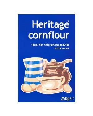 M3 Distribution Services Bulk Irish Wholesale Heritage Cornflour 250g