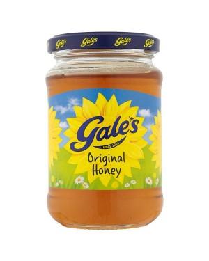 M3 Distribution Services Irish Food Wholesaler Gale's Clear Honey Jar (6x340g)