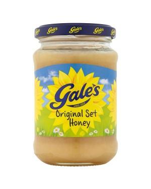 M3 Distribution Services Irish Food Wholesaler Gale's Set Honey Jar (6x340g)