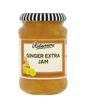 M3 Distribution Bulk Irish Wholesale Robertsons Ginger Preserve Jam 340g