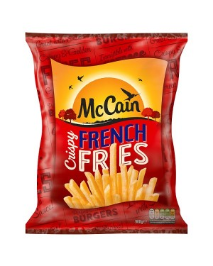 McCain Crispy French Fries (12x900G)