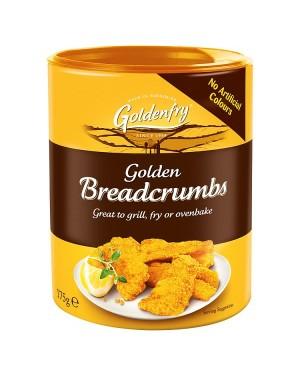 M3 Distribution Services Bulk Irish Wholesale Goldenfry Golden Breadcrumbs 175g