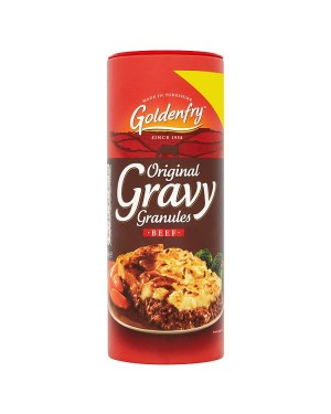 M3 Distribution Services Bulk Irish Wholesale Goldenfry Original Beef Gravy Granules 400g