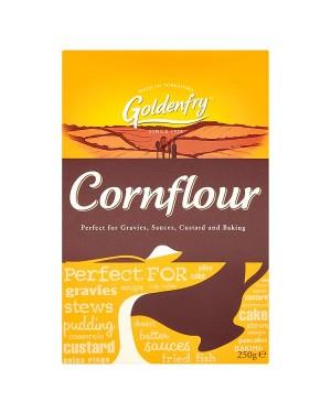 M3 Distribution Services Bulk Irish Wholesale Goldenfry Cornflour 250g