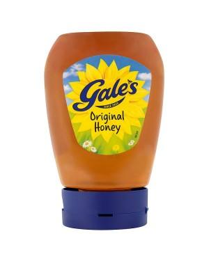 M3 Distribution Bulk Irish Wholesale Gales Squeezy Honey 340g