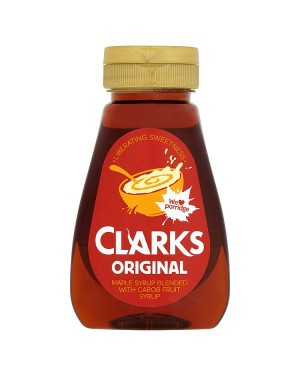 M3 Distribution Services Bulk Irish Wholesale Clarks Original Maple Syrup 180ml