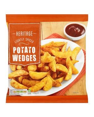 M3 Distribution Services Irish Food Wholesalers Heritage Lightly Spiced Potato Wedges