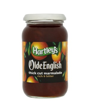 M3 Distribution Bulk Irish Wholesale Hartley's Olde English Thick Cut Marmalade 454g