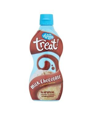 M3 Distribution Wholesale Food Askeys Treat Milk Chocolate Topping