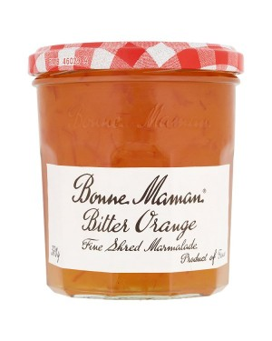 M3 Distribution Bulk Irish Wholesale Bonne Maman Bitter Orange Fine Shred Marmalade 370g