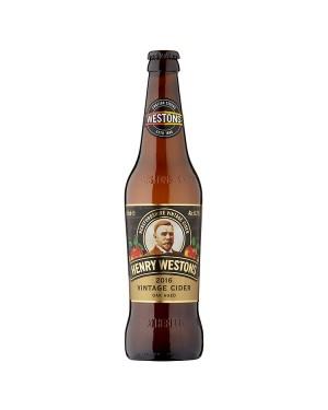 M3 Distribution Wholesale Food Henry Westons Vintage Cider (12x500ml)