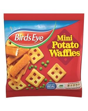 M3 Distribution Birds Eye Mini Potato Waffles (23pack)