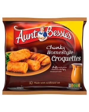 M3 Distribution Services Irish Food Wholesalers Aunt Bessie Homestyle Chunky Croquettes PMÃ'Ãââ'ÂÂ