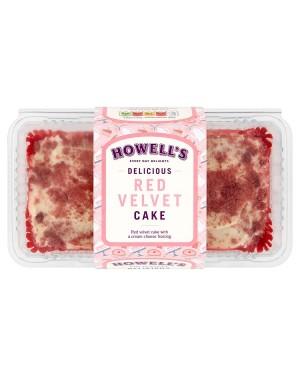M3 Distribution Services Irish Food Wholesale Howells  Red Velvet Cake