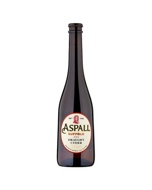 M3 Distribution Wholesale Food Aspall Suffolk Draught Cyder (12x500ml)