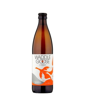 M3 Distribution Wholesale Food Aspall Waddlegoose Lane Cyder (12x500ml)