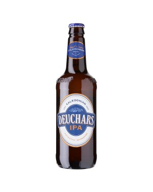 M3 Distribution Caledonian Deuchars IPA (8x500ml)