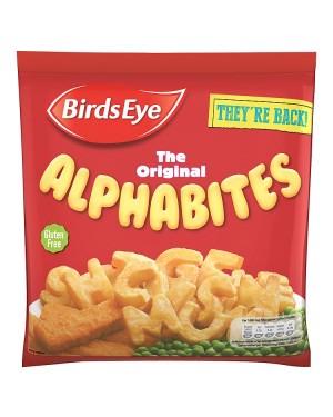 M3 Distribution Birds Eye Alphabites 456g
